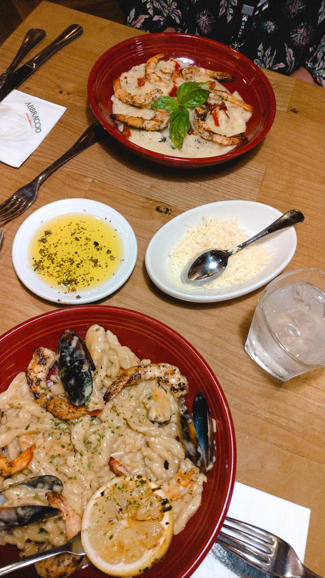 Abbraccio Cucina Italiana