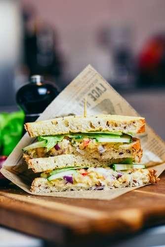 5 receitas de sanduiches de verão pra você não passar calor
