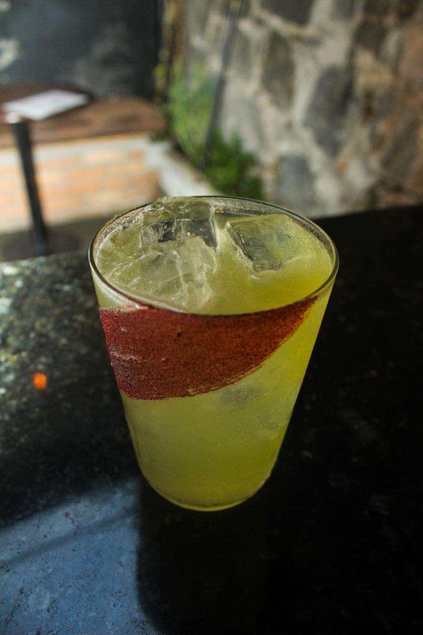 Peça um drink inspirado em algo que você está sentindo!