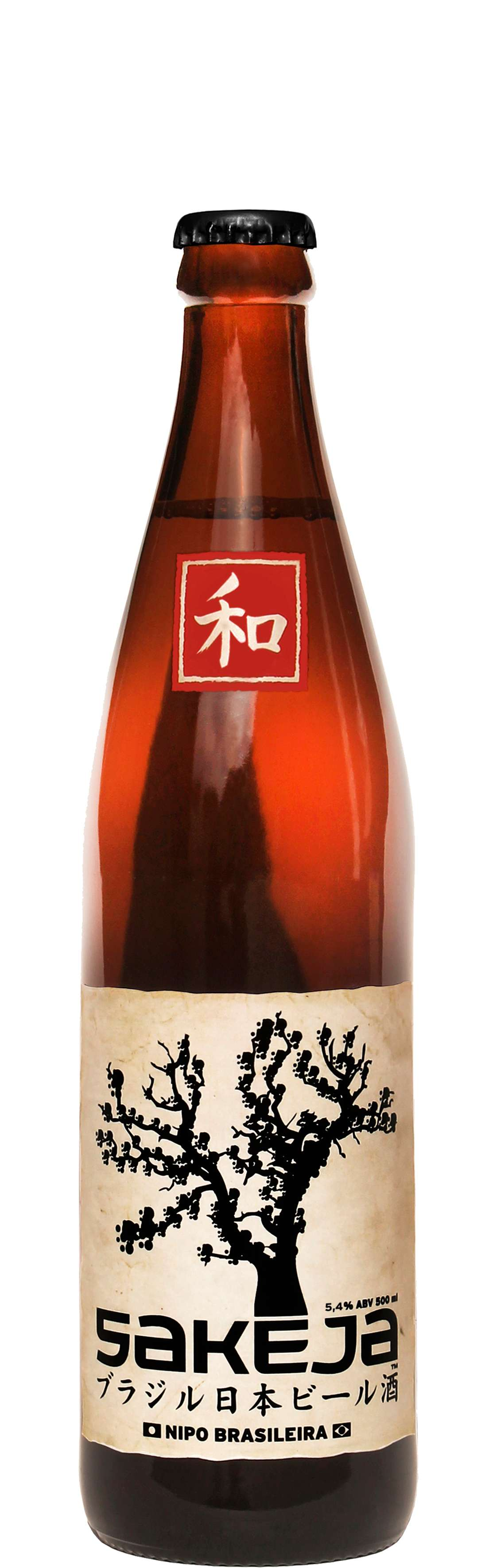 Way Sakeja - Cerveja com Sake