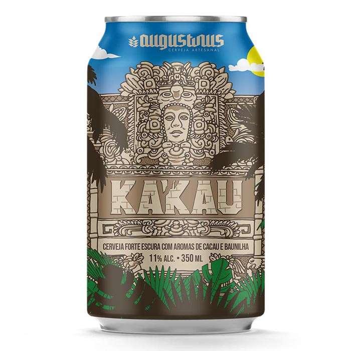 Ka'Kau Augustinus - Russian Imperial Stout