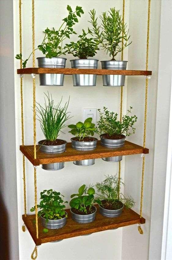 5 dicas de como ter uma horta vertical e temperos frescos em casa