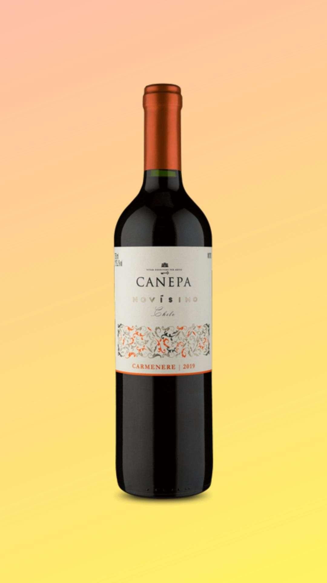 Canepa Novísimo Carménère 2019
