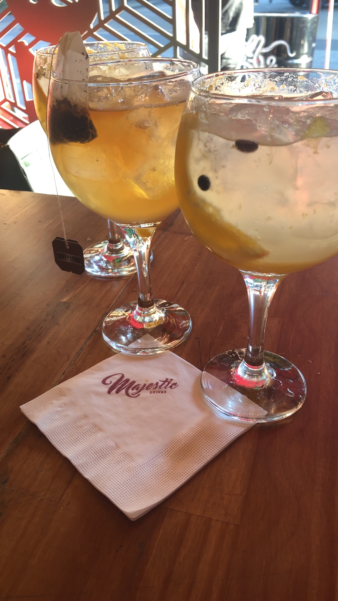 Majestic Drinks