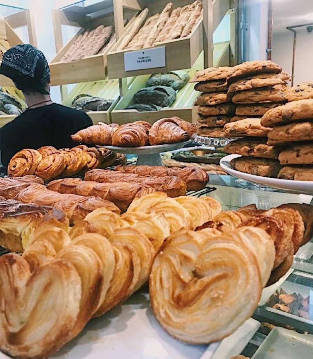 Fabrique Pão e Café