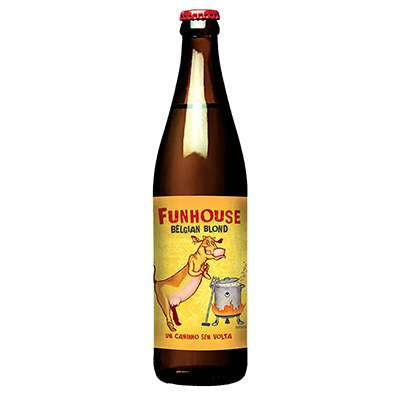 Blond Ale Funhouse - Cervejaria Seasons
