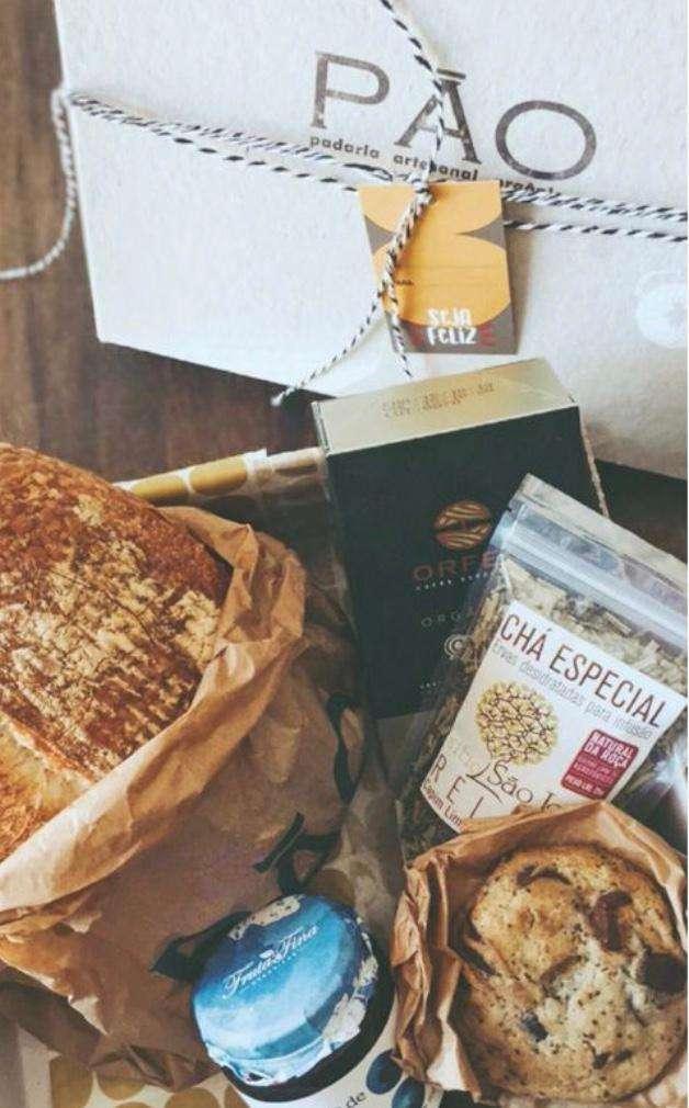 Pão Padaria Artesanal Orgânica