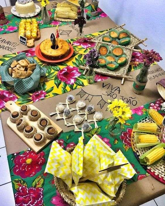 kits em São Paulo para fazer sua festa junina em casa!