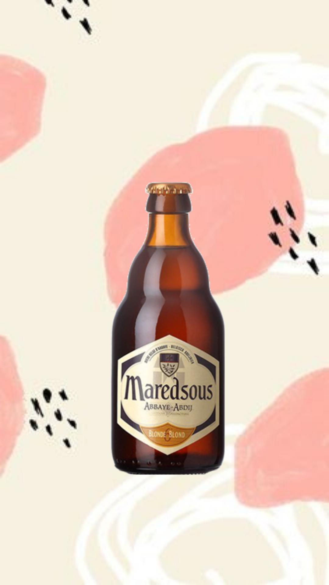 Maredsous Blond Ale