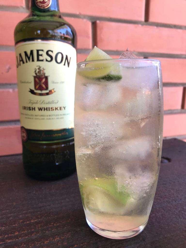 Jameson & Tonic: mais elegante impossível