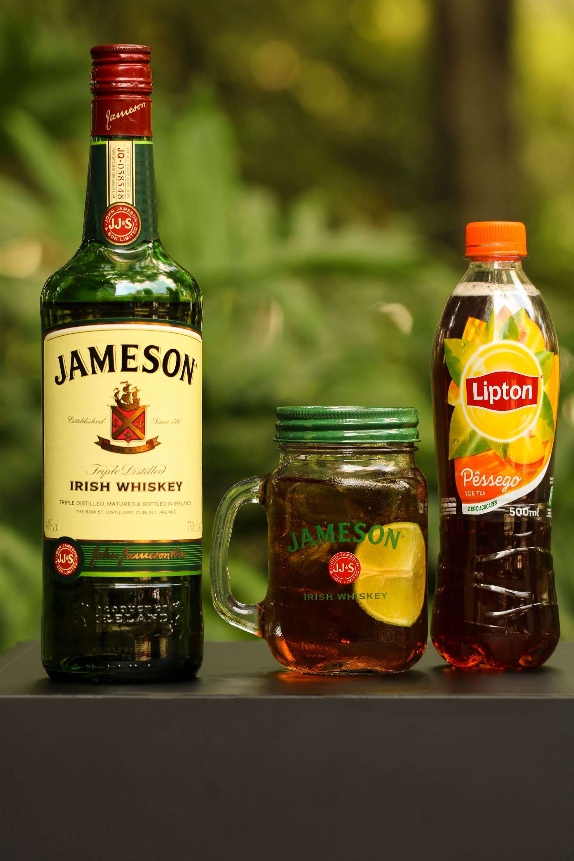 2. E se eu tenho dificuldade em beber whiskey?