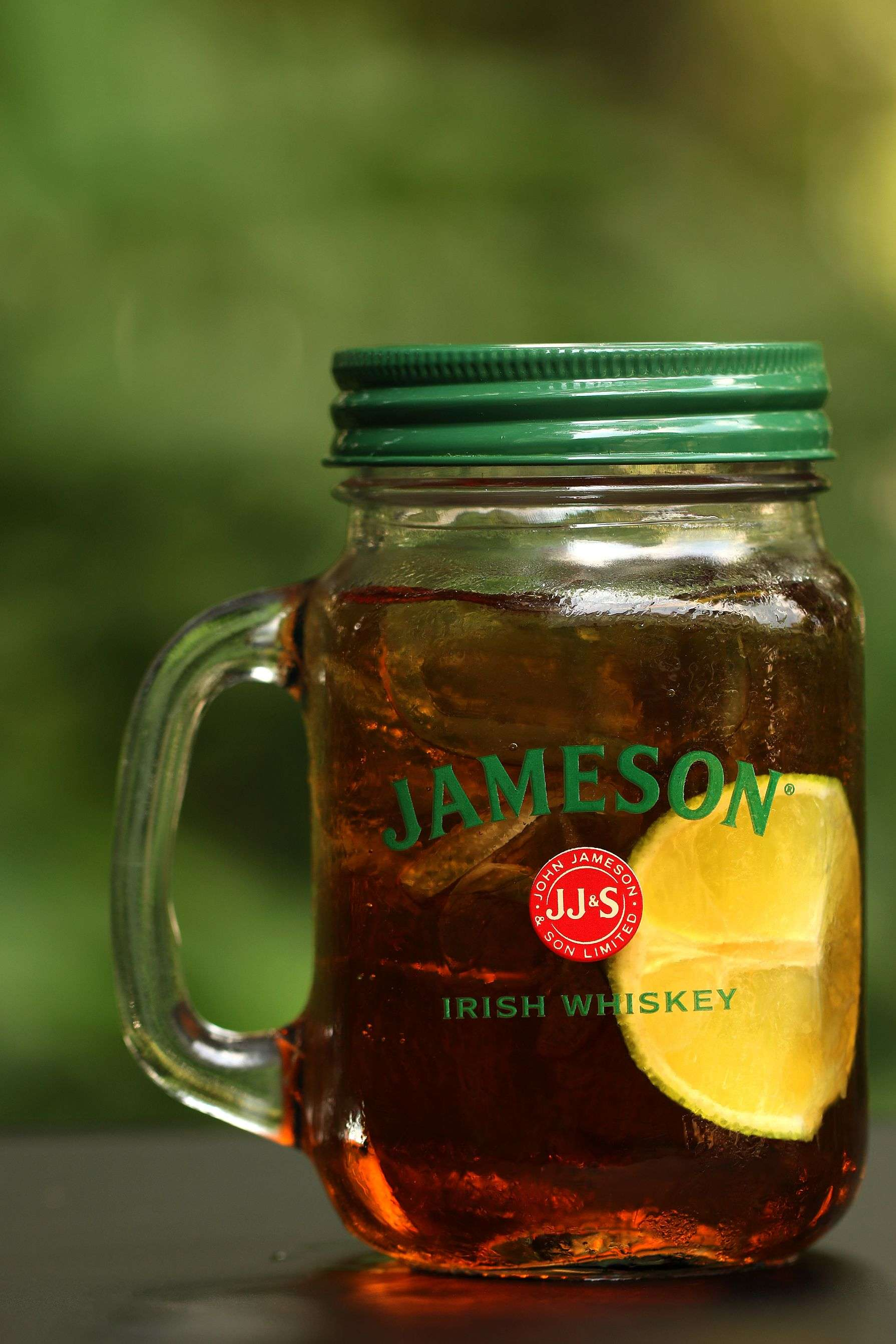 1. Tea Lime? Eu nunca ouvi falar desse drink.
