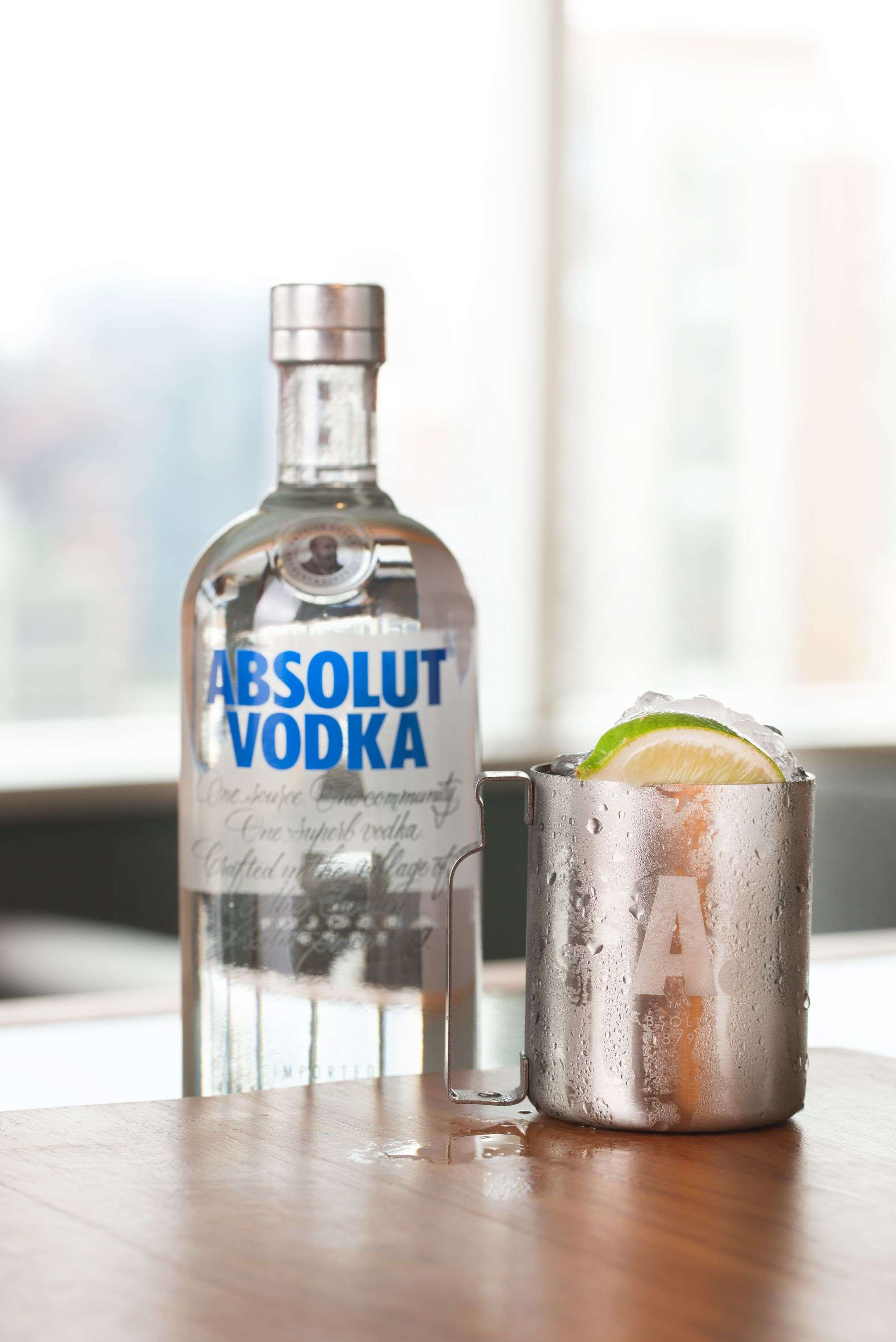 Absolut Ginger Mule