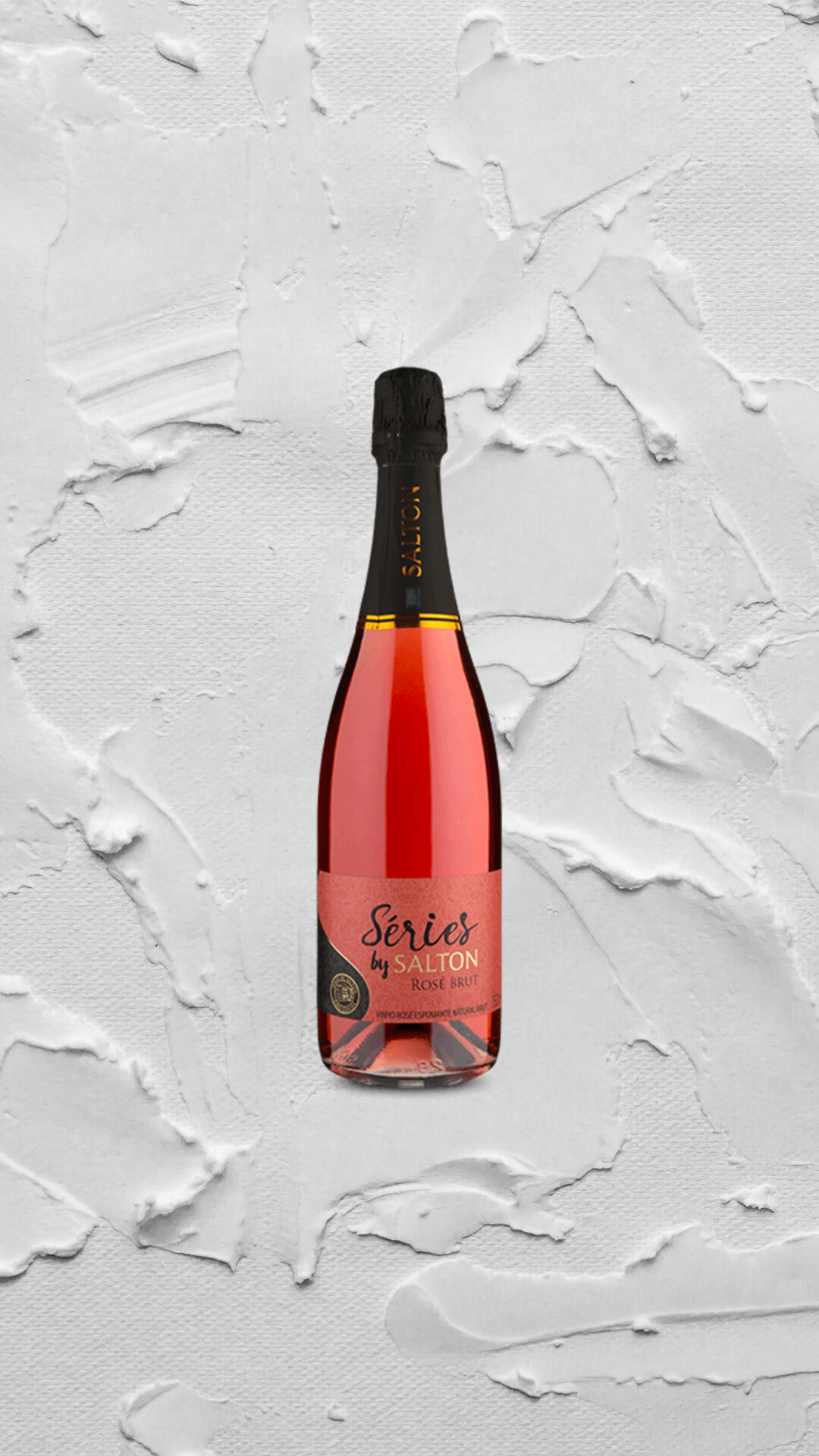 Espumante Salton Séries Brut Rosé