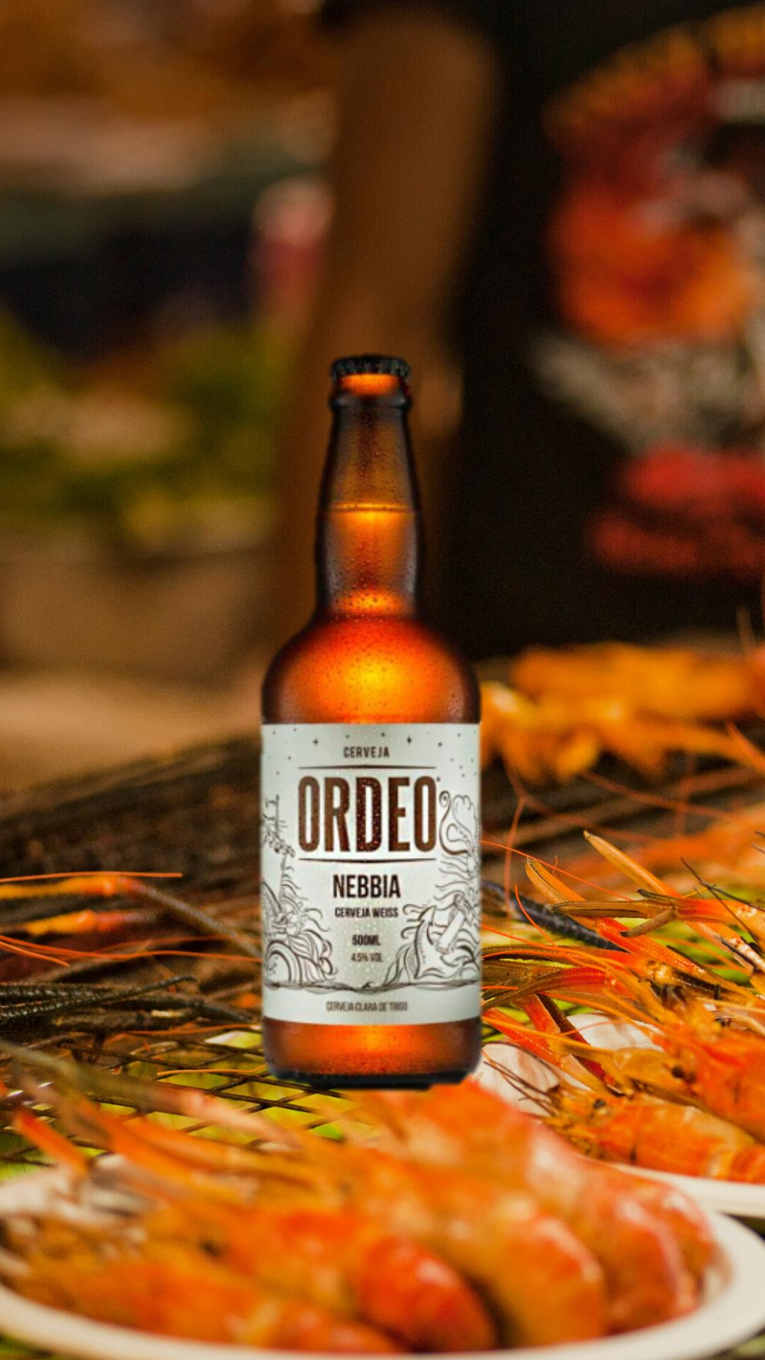 Cerveja Ordeo Weiss Nebbia