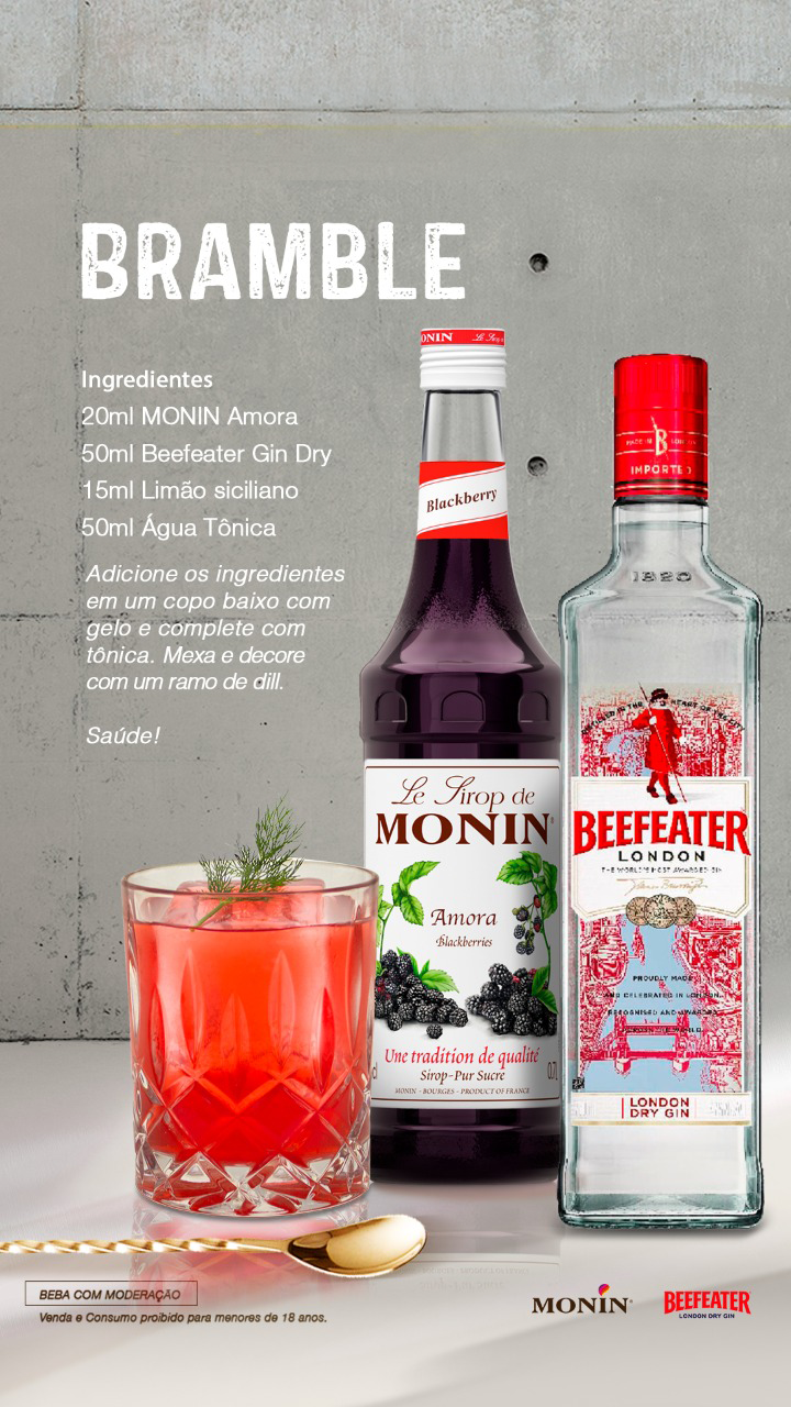Beefeater Bramble