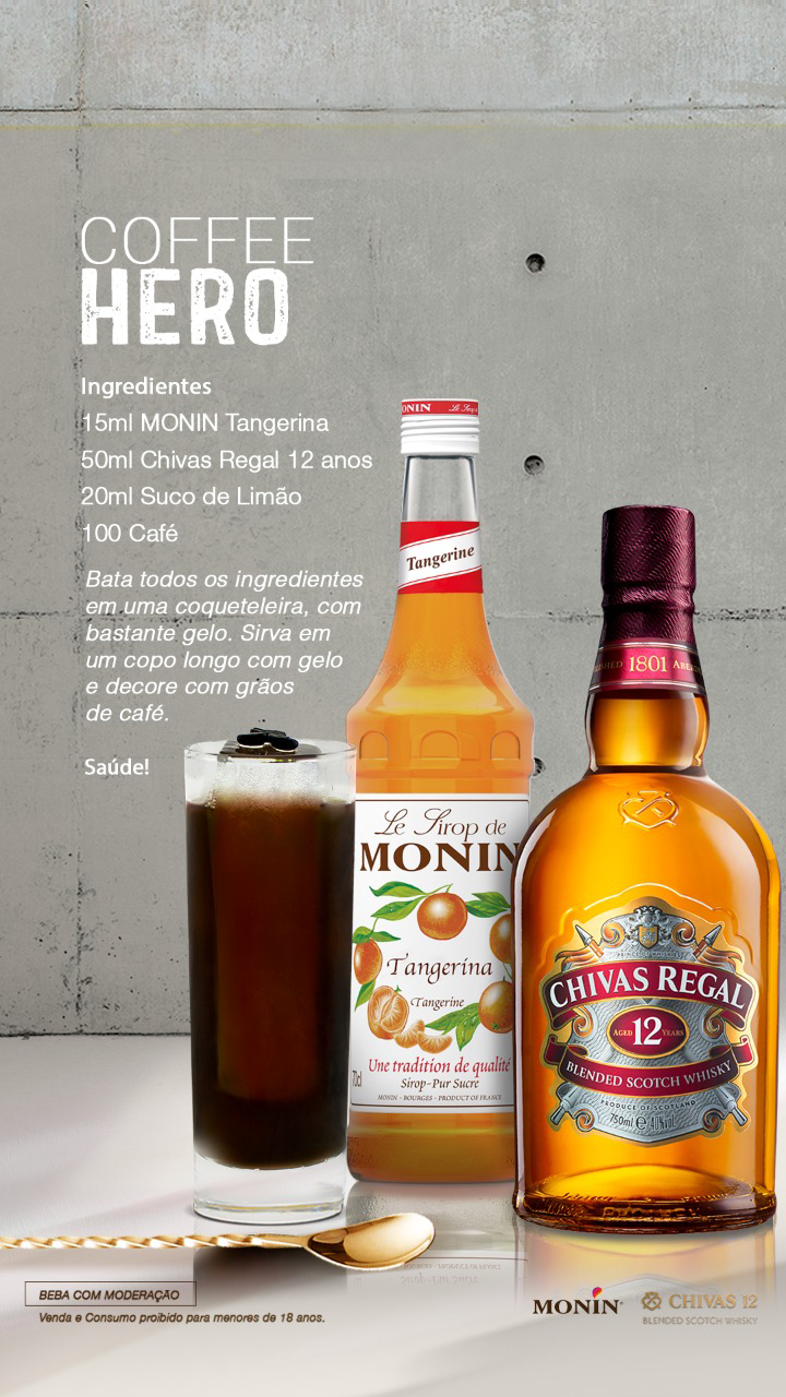 Chivas Coffee Hero