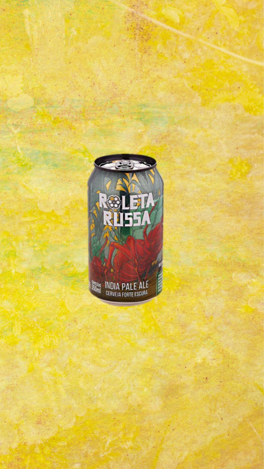 Roleta Russa India Pale Ale IPA