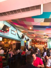 Eu Tu Eles Bar em São Paulo por @stehandreatti