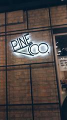 Pine Co. em São Paulo por @stehandreatti