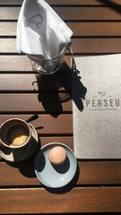 Perseu Coffee House em São Paulo por @jeraya