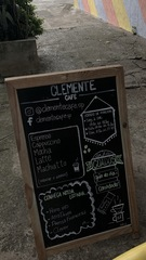 Clemente Café para viagem em São Paulo por @t.aqui