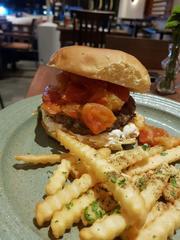 Saj Restaurante Árabe - Saj Vila Madalena em São Paulo por @chermont