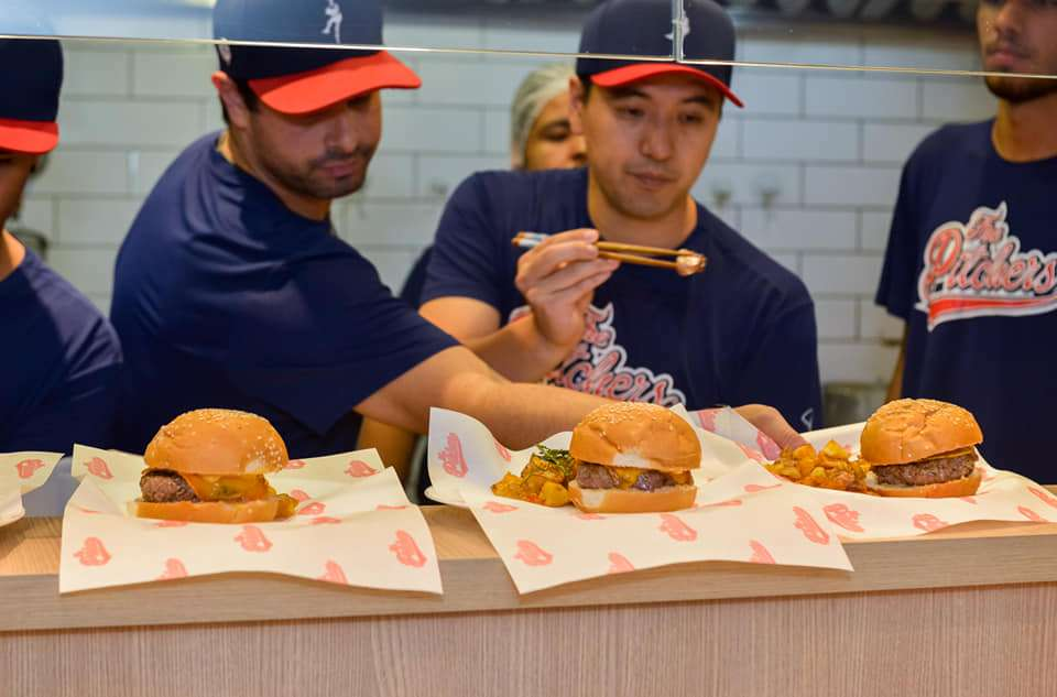 The Pitchers Burger and Baseball em São Paulo | Shareeat