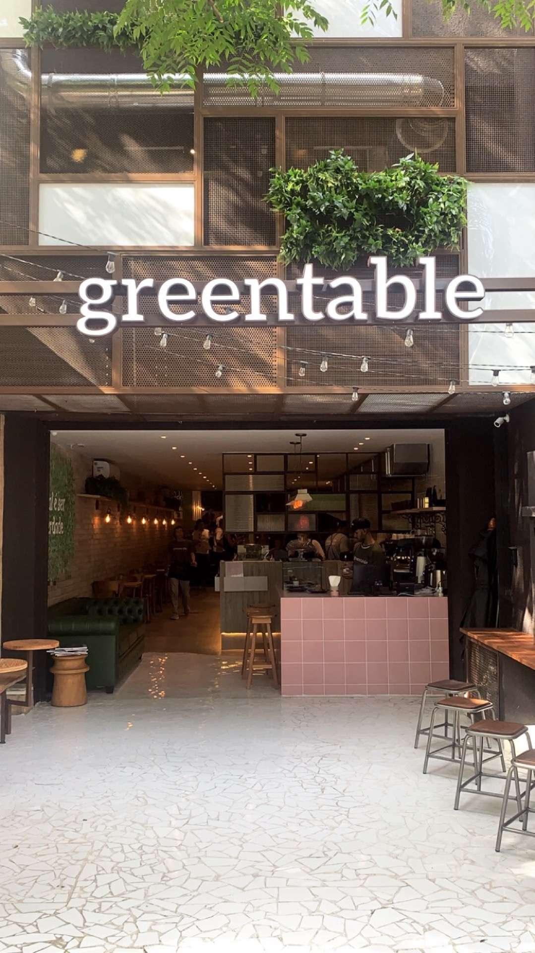 greentable em São Paulo | Shareeat