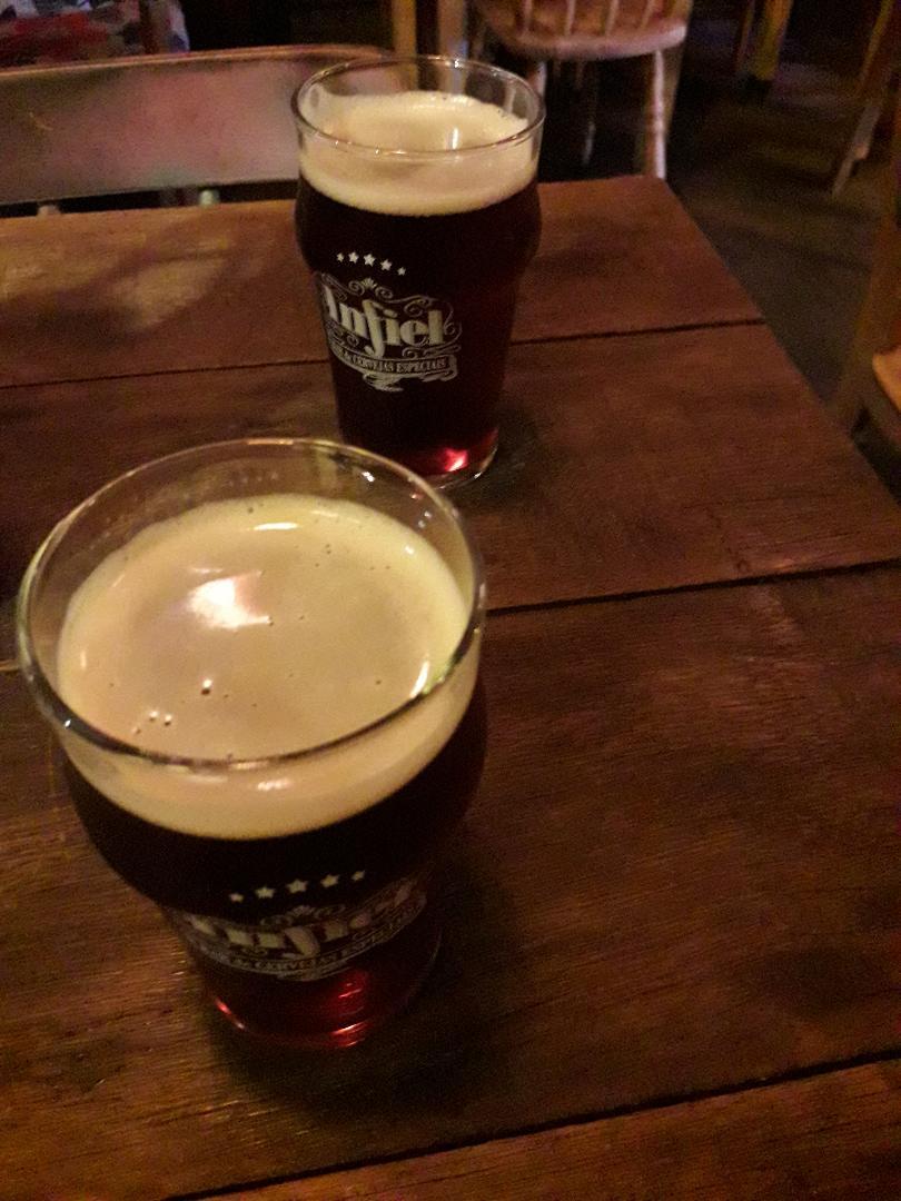Infiel - Bar de Cervejas Especiais em Porto Alegre | Shareeat