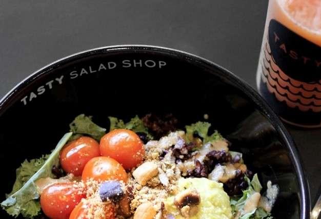 Tasty Salad Shop (Comendador Araújo) em Curitiba | Shareeat