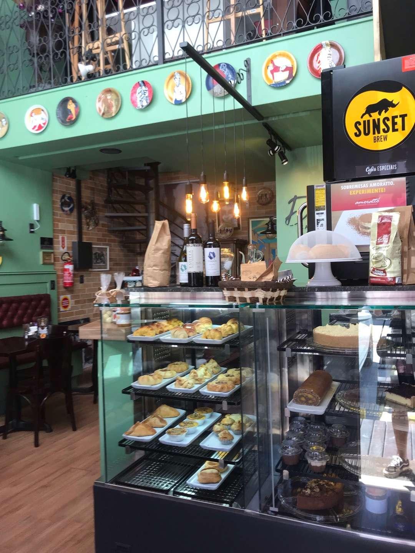 Di Loreto Caffé e Galleria em Floripa | Shareeat