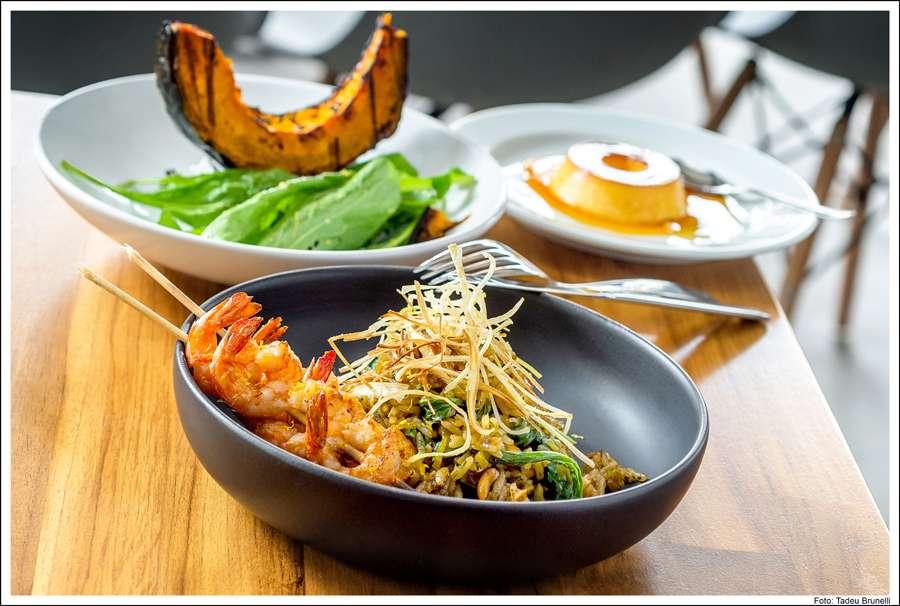 Kith 2o.Andar restaurante em São Paulo | Shareeat