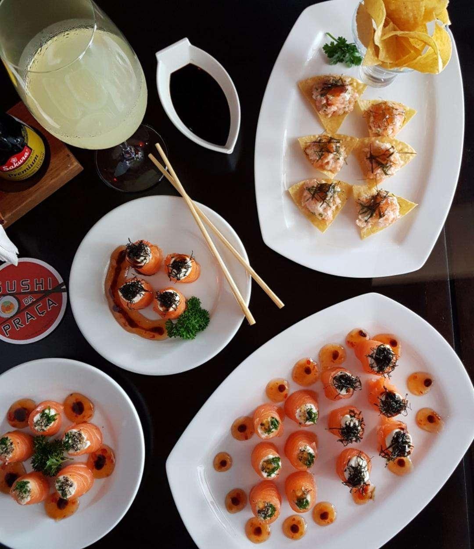Sushi da Praça em Rio de Janeiro | Shareeat