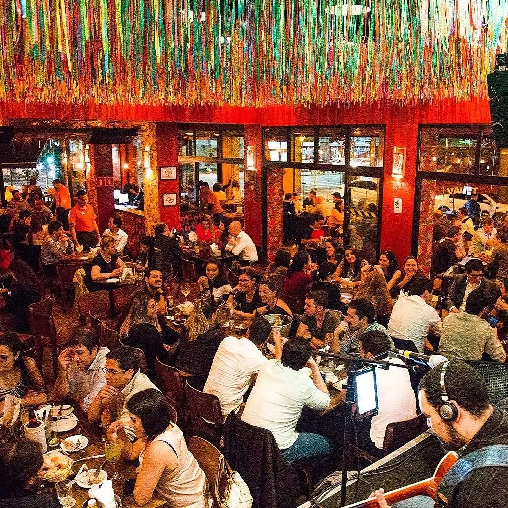 Tatu Bola Bar em São Paulo   Shareeat
