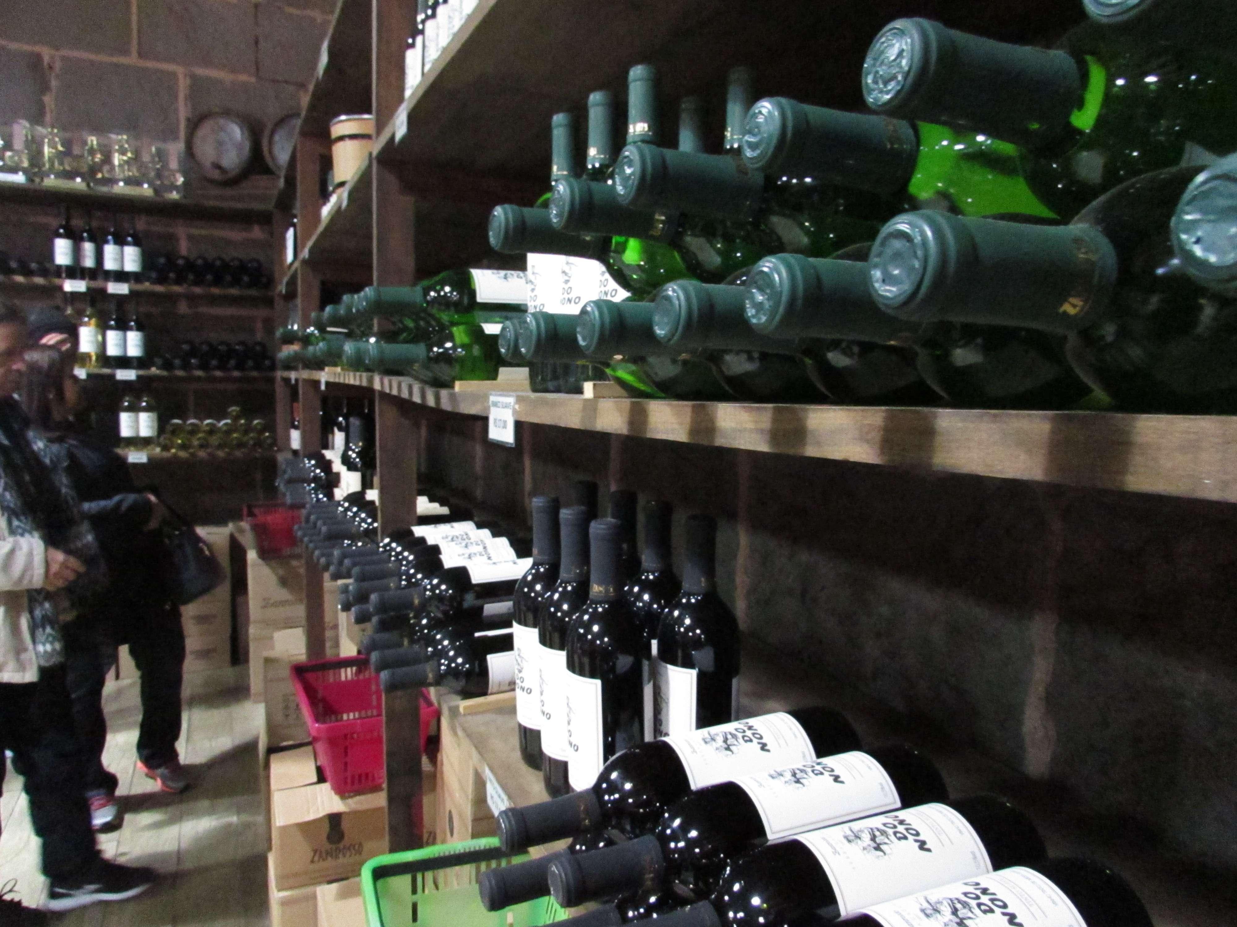 Vinícola Zanrosso - Vinhos Granja do Vale em Gramado e Canela | Shareeat