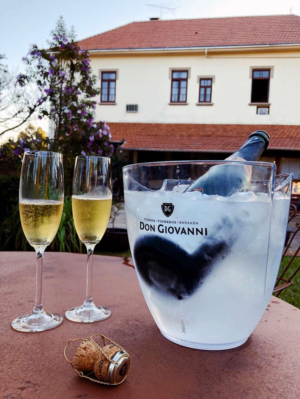 Vinícola e Pousada Don Giovanni em Bento e Rota dos Vinhos | Shareeat