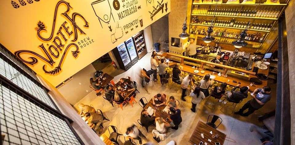 Vórtex Brewhouse em São Paulo | Shareeat