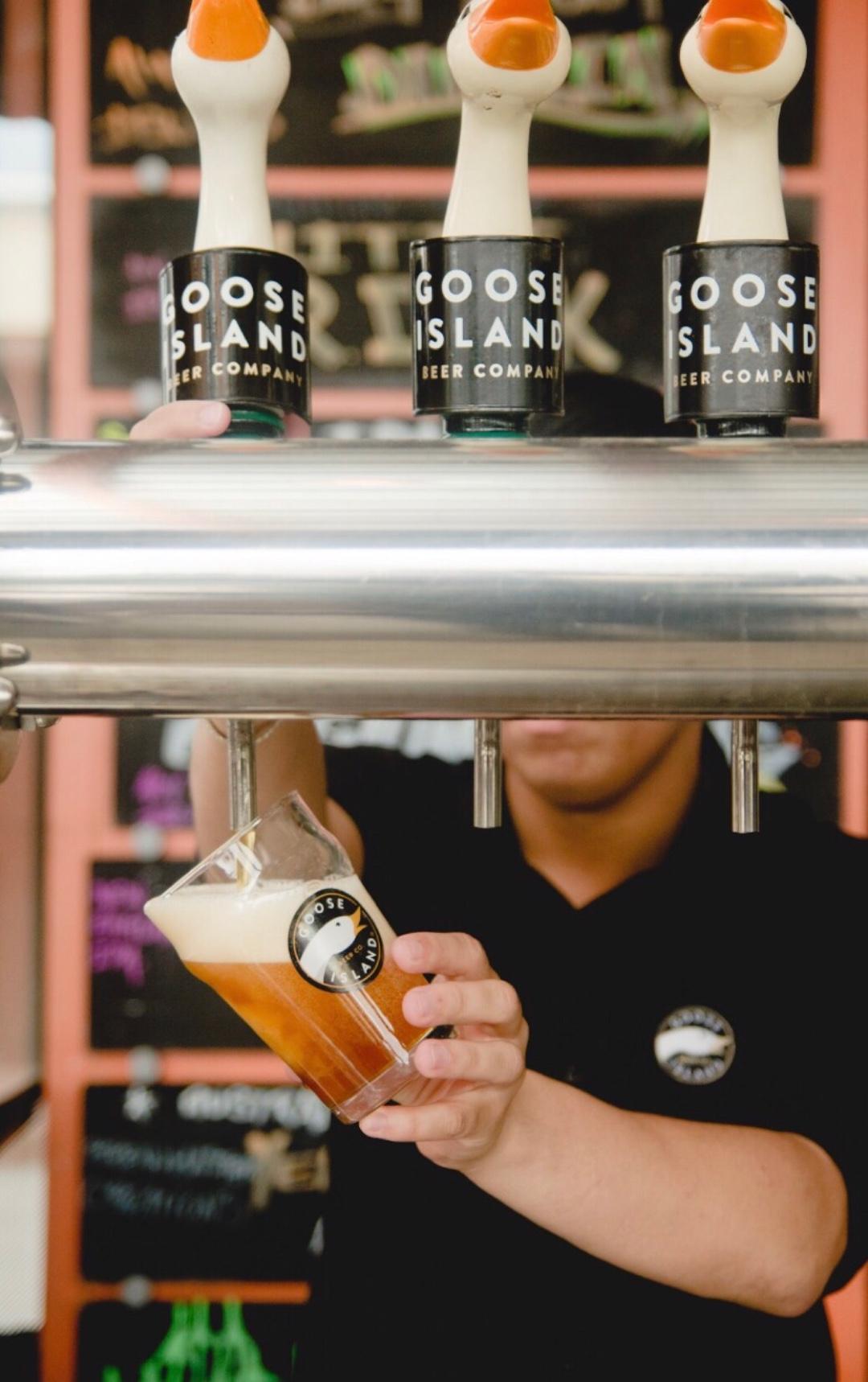 Goose Island Brewhouse em São Paulo   Shareeat