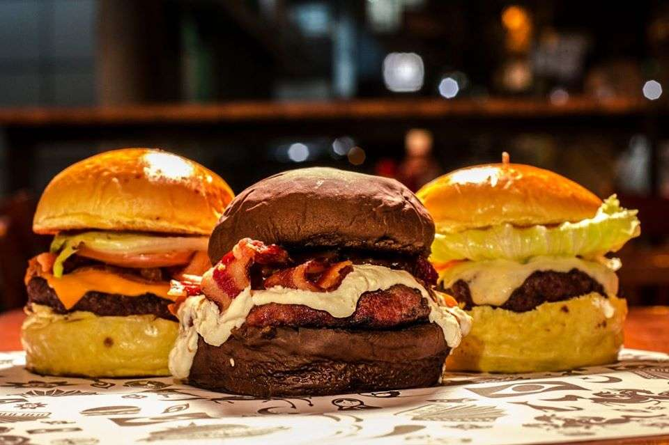 The Bacon's Burgers em Belo Horizonte e Região | Shareeat