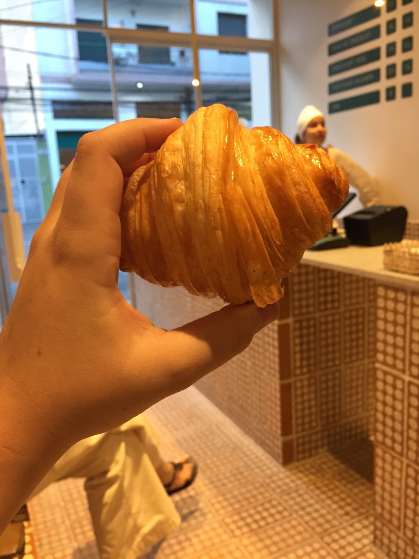 Mintchi Croissant em São Paulo | Shareeat