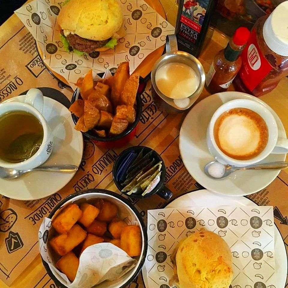 A Pão de Queijaria em Belo Horizonte e Região | Shareeat