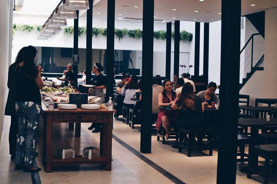 1165 VILLAGE Restaurante E Café em São Paulo | Shareeat