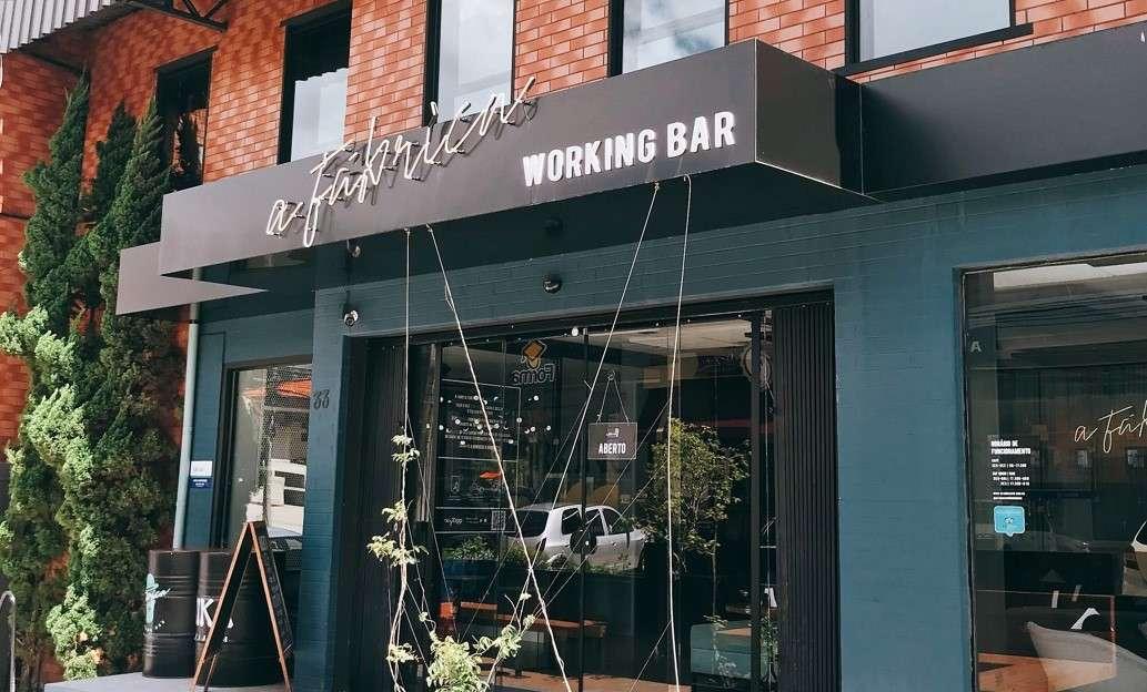 A Fábrica Working Bar em Floripa | Shareeat