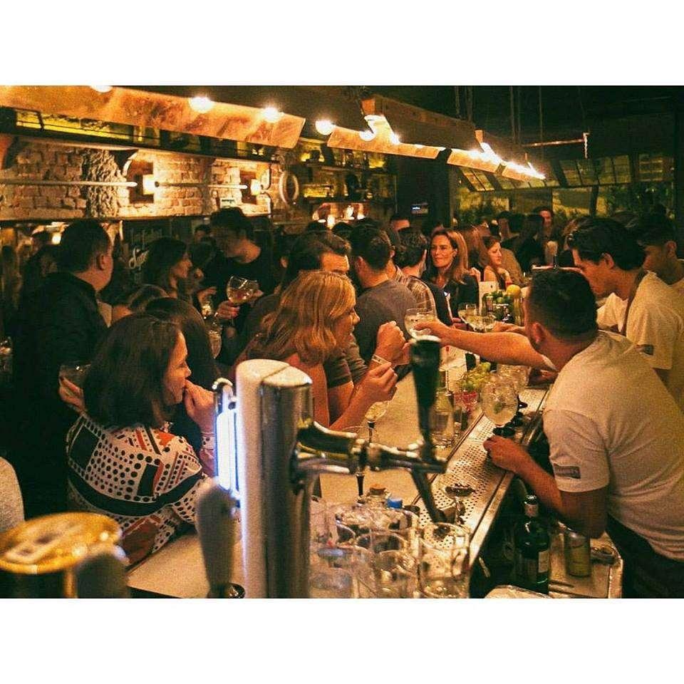SóShots & Gin Club em São Paulo | Shareeat