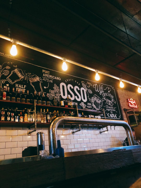 Osso Craft Bar em Porto Alegre | Shareeat