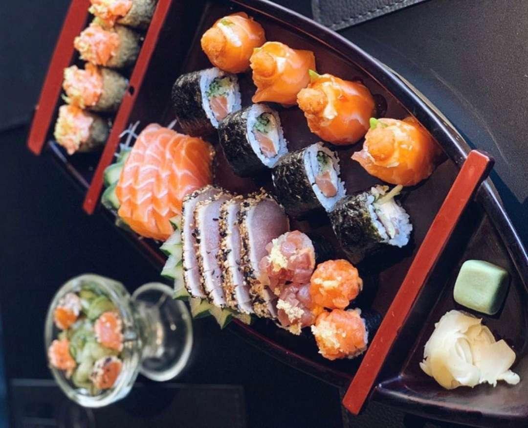 King Temaki Restaurante Japonês Curitiba Bate em Curitiba | Shareeat