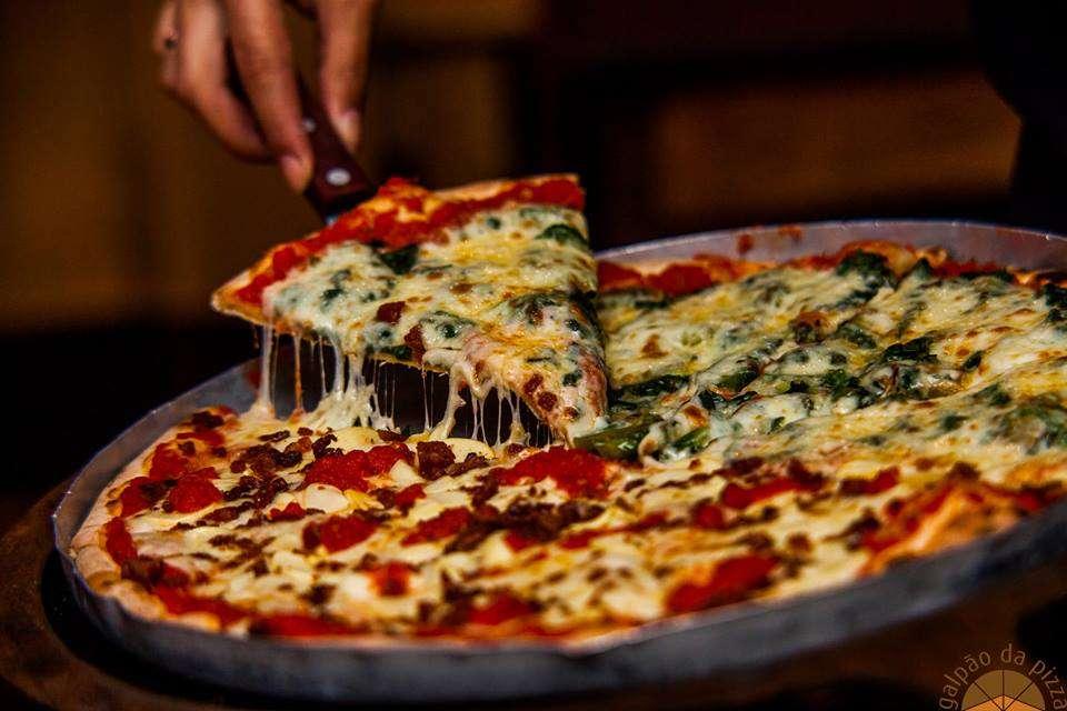 Galpão da Pizza em São Paulo | Shareeat